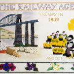The 'Railway Age' Tregellas Tapestry.