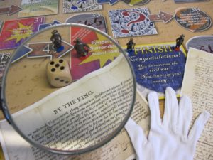 Photo of our Civil War loans pack.