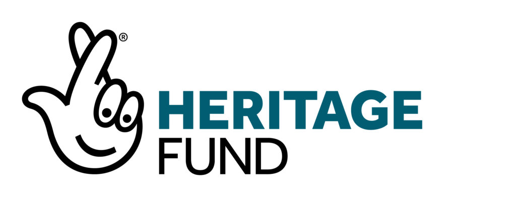 Picture of the National Lottery Heritage Fund logo.