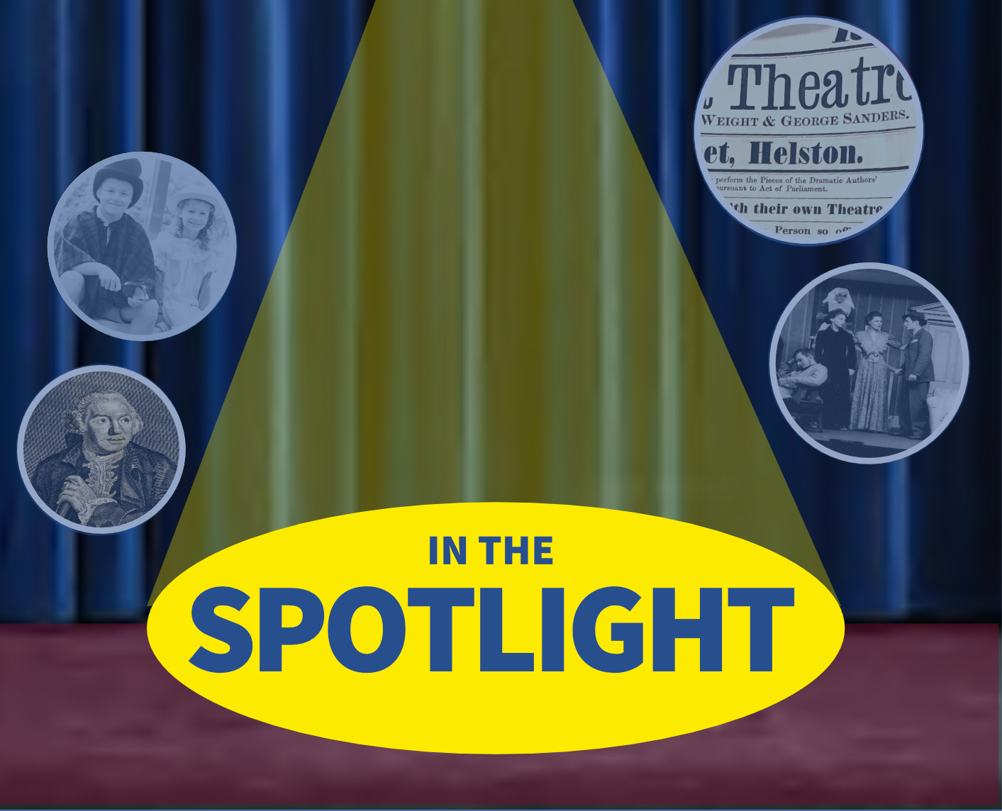 In the Spotlight poster image