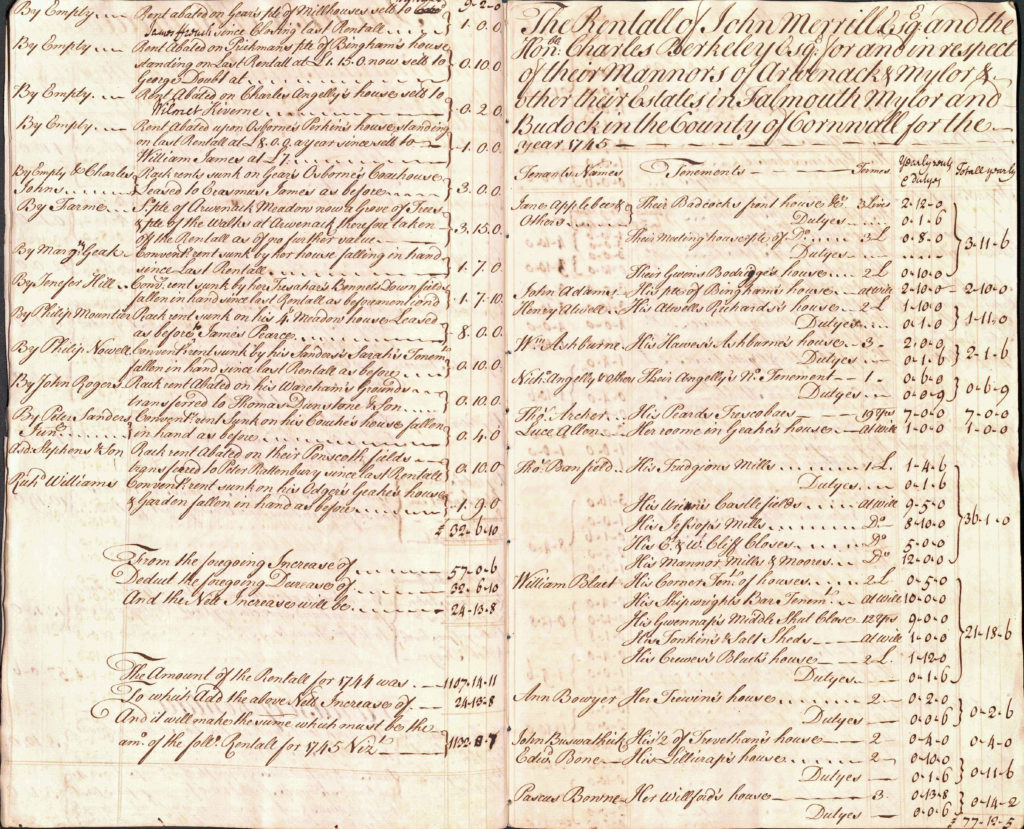 Photograph of handwritten manuscript.