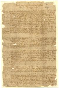 Colour scan of handwritten document.