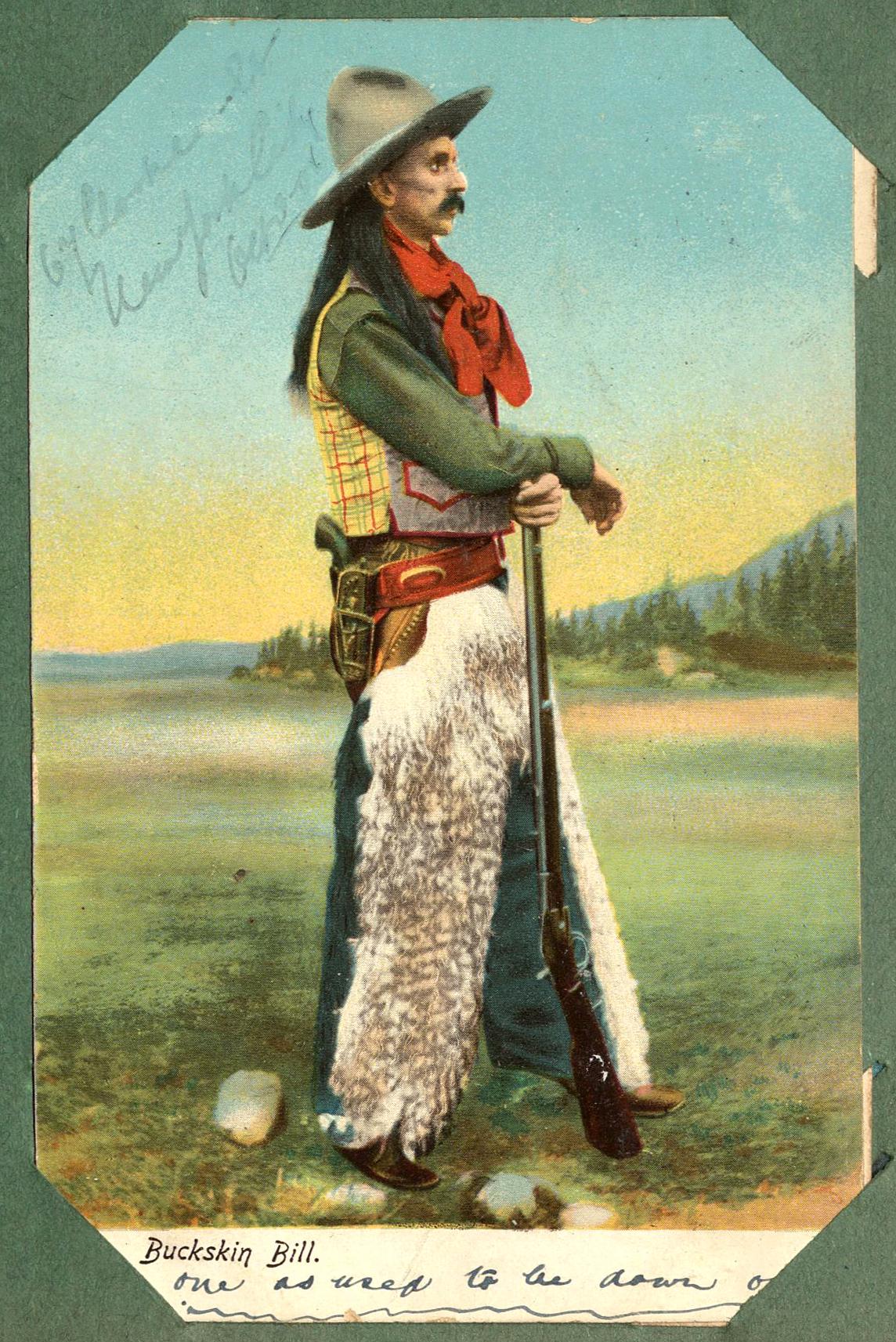 Image of a colour postcard.