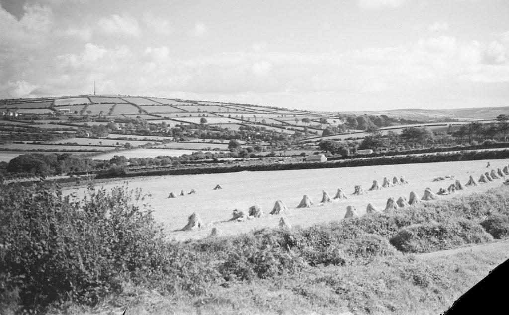 Photograph of a landscape scene.